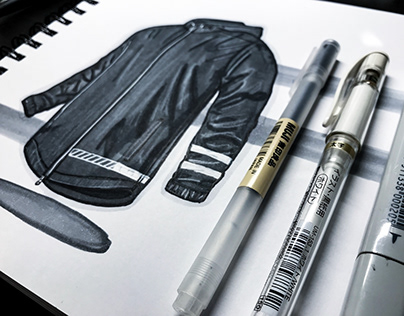 Grayscale Sketch Book Favorites