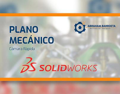 Drawing on Solidworks // Dibujando en Solidworks