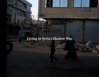 Living in Syria's Shadow War