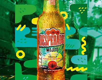 Desperados Makers - Illustration