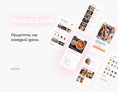 Recipe App Food