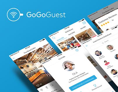 GoGoGuest App
