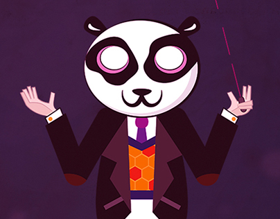 Pandaman Pandemonium