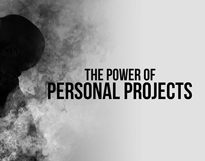 The Power of Personal Projects