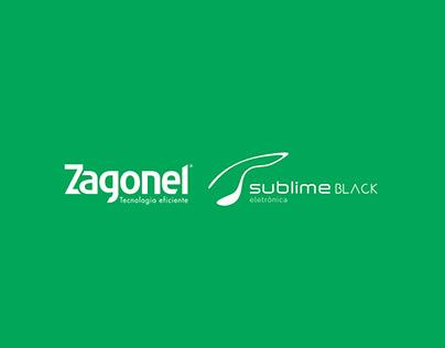Zagonel Sublime Black