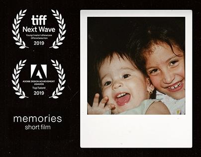 memories (recuerdos) – TIFF short film