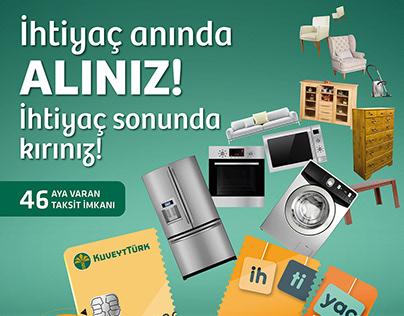 Kuveyt Türk Mailing