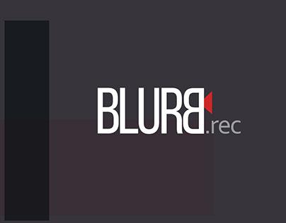 blurb.rec - app