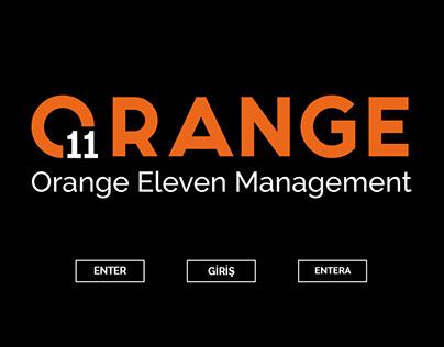 Orange Web Site