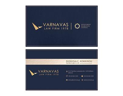 VARNAVAS LAW FIRM