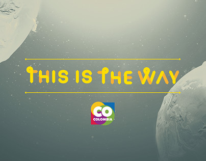 This Is The Way - Colombia