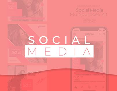 Fashion Social Media Pack V.04