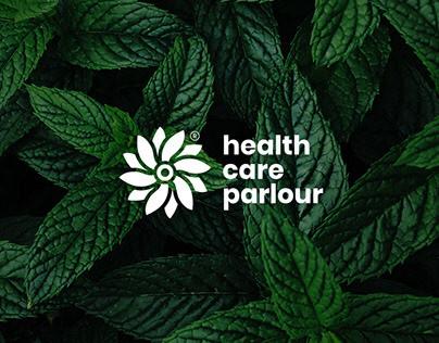 health care parlour - Visual Identity