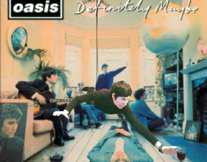 selfportrait with oasis