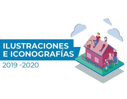 Ilustraciones e Iconografías 2019-2020
