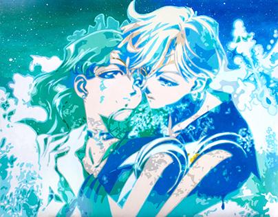 Neptune x Ouranos