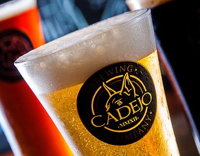 Fotografía de bebidas: Cadejo Brewing Company