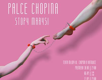 Palce Chopina Stopy Marysi