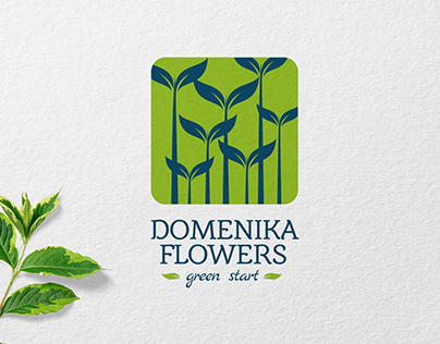 Identity Domenika Flowers