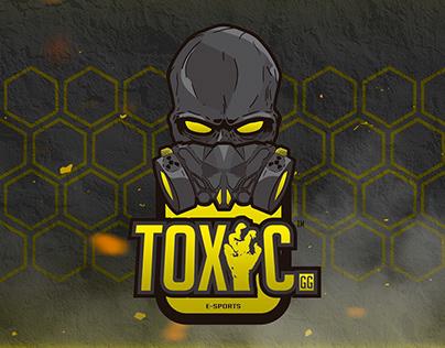 Toxic.gg - Identidade Visual