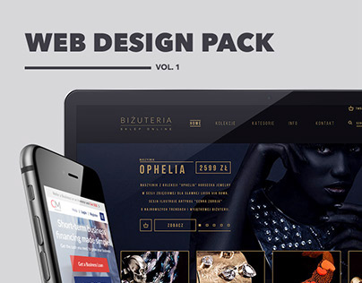WEB DESIGN PACK - vol.1