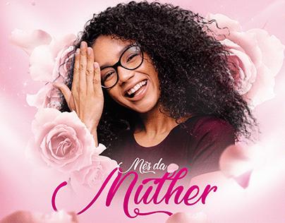 Mês da Mulher - Afagu (Campanha 02)