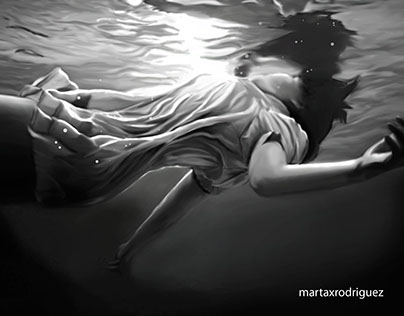 Underwater illustration