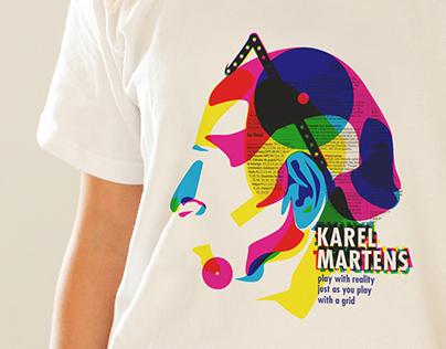 Karel Martens T-shirt