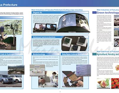 Multi language brochure