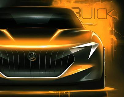 Buick Gold Dragon