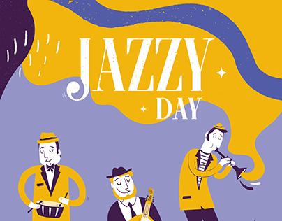 Jazzy day