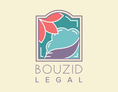 Bouzid Legal Logo Design