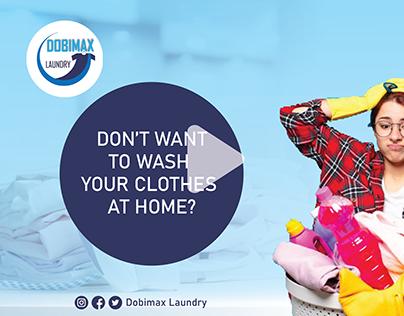 Dobimax Laundry Services, Video Advert