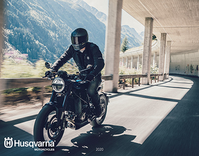Husqvarna Motorcycles website