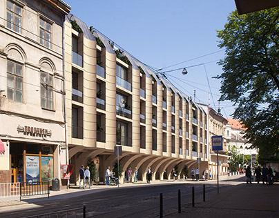 Grand Hotel Lviv
