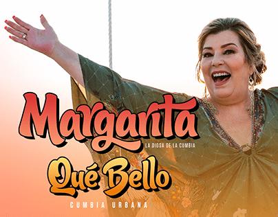 """Margarita """"La Diosa de la Cumbia"""" · Qué Bello"""