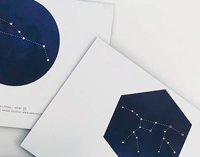 Constellations Boxed Note Set