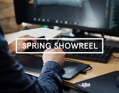 Showreel Spring 2021