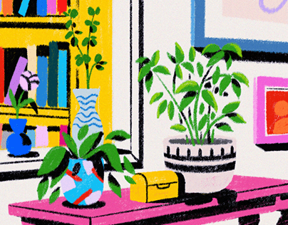 Leaving your living room