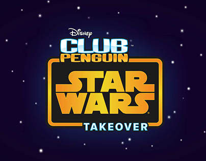 Star Wars Takeover - Club Penguin