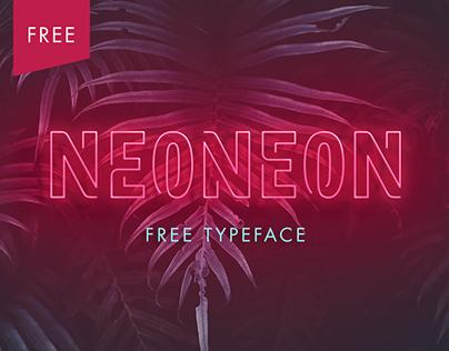 NEONEON - FREE FONT