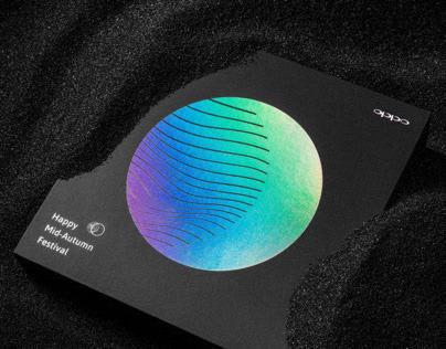OPPO Mooncake Packaging Design 2018中秋月饼礼盒包装设计