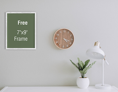 Free Frame Mockup
