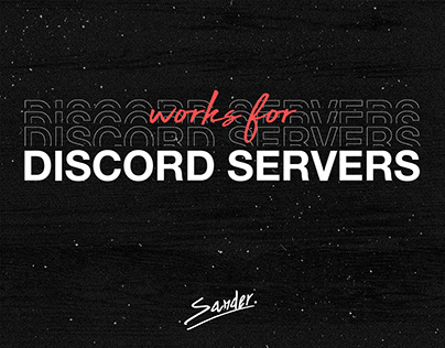 Works for Discord Servers