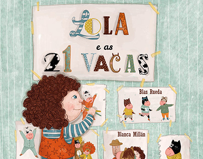 LOLA Y LAS 21 VACAS
