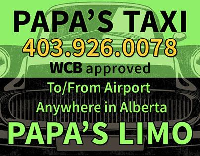 taxi branding