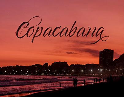 Copabana • Rio de Janeiro