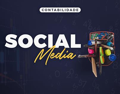 Social Media // Contabilidade