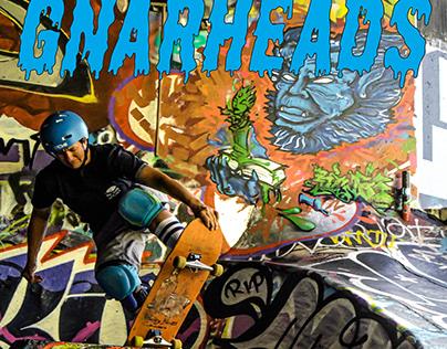 Gnarheads Magazine Layout