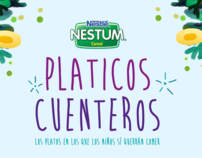 Platicos Cuenteros - Nestum